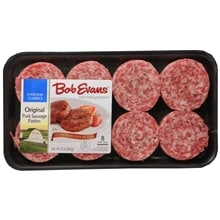 Pork Sausage Patties, Original