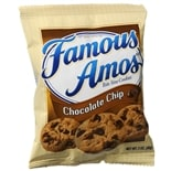 Famous Amos Bite Size Cookies Chocolate Chip