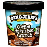 Ben & Jerry's Ice Cream Coffee Heath Bar Crunch