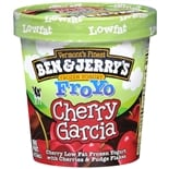 Ben & Jerry's FroYo Frozen Yogurt Cherry Garcia