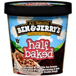 Ben & Jerry's Ice Cream Half Baked