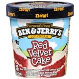 Ben & Jerry's Ice Cream Red Velvet Cake
