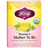Yogi Herbal Tea Bags Woman's Mother To Be