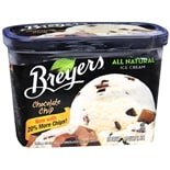 Breyers Ice Cream Chocolate Chip