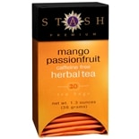 Stash Premium Herbal Tea Bags Mango Passionfruit