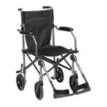 Drive Medical Travelite Transport Chair in a Bag