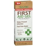 Tecnu First Aid Antiseptic Pain-Relieving Gel