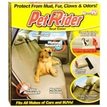 PetRider Car Seat Cover