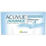 Acuvue Advance for Astigmatism  Contact Lens