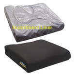 Hudson Medical Comfort Cushion Plus Wheelchair Cushion 18x16x3