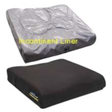 Comfort Cushion Plus Wheelchair Cushion, 18x16x3