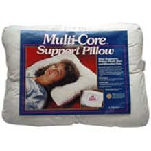 Hudson Medical Multi-Core Pillow with Recessed Center