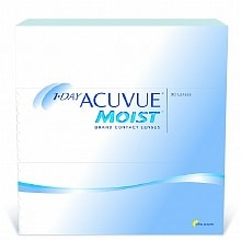 Acuvue 1-Day Acuvue Moist 90 pack