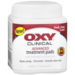 OXY Clinical Clinical Advanced  Acne Treatment Pads