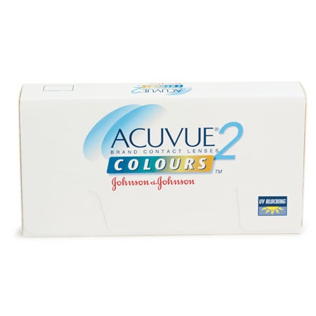 Acuvue 2 Colours Opaque Contact Lenses 1 Box