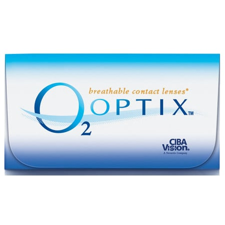 Air Optix O2 Optix Contact Lenses 1 Box