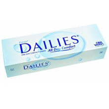 Focus Dailies 30 pack Contact Lens