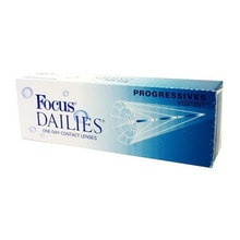 Focus Dailies Progressives 30 pack Contact Lens