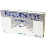 Frequency 55 Multifocal Contact Lens
