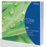 ClearSight 1 Day 90 pack Contact Lens