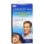 Listen Up! Listen Up Micro Personal Sound Amplifier
