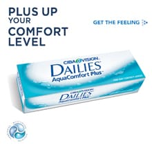 Dailies AquaComfort Plus 30 pack Contact Lens