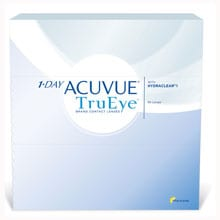 Acuvue 1-Day TruEye 90 pack Contact Lens