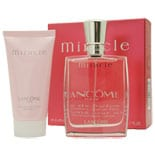 Miracle Eau De Parfum Spray, 1.7 oz & Body Lotion, 1.7 oz