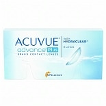 Acuvue Advance Plus 6 pack Contact Lens