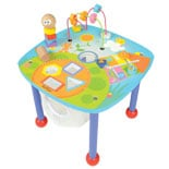 BioKido Wooden Activity Table