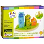 Stack and Count Shapes