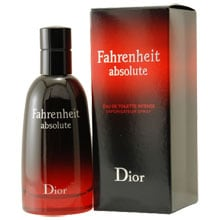 Fahrenheit Absolute Intense Eau De Toilette Spray