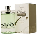 Cartier Eau De Cartier Concentrate Eau De Toilette Spray 3.3 oz
