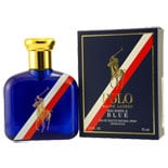 Ralph Lauren Polo Red,White & Blue Eau De Toilette Spray 2.5 oz