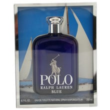 Polo Blue Eau De Toilette Spray 6.7 oz