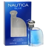 Nautica Blue Eau de Toilette Spray for Men Spray