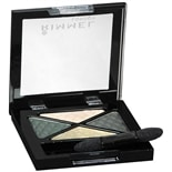 Rimmel Glam'Eyes Quad Eye Shadow Powder Green Sapphire