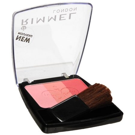 Rimmel Lasting Finish Blendable Powder Blush & Highlighter Autumn Catwalk