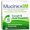 Mucinex DM Expectorant & Cough...
