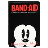 Band-Aid - Children's Adhesive Bandages Assorted Sizes Collector's Series Mickey Mouse