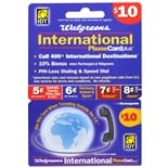 International PhoneCardplus$10