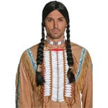 BuySeasons Western Authentic Beaded Breastplate Adult