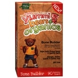 Yummi Bears Organics Bone Builder Dietary Supplement Gummies