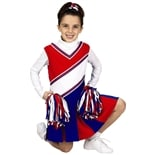 Aeromax Costumes Junior Cheerleader Child Costume