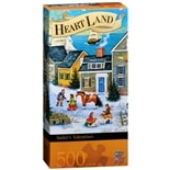 Master Pieces Heartland Sailor's Valentines 500 Piece Jigsaw Puzzle Assorted