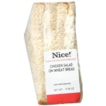 Nice! Sandwich Chicken Salad on Wheat Bread