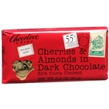 Chocolove Dark Chocolate Bar Cherries & Almonds