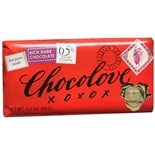 Chocolove Dark Chocolate Bar Rich