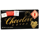 Chocolove Dark Chocolate Bar Strong