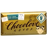 Chocolove Dark Chocolate Bar Extra Strong